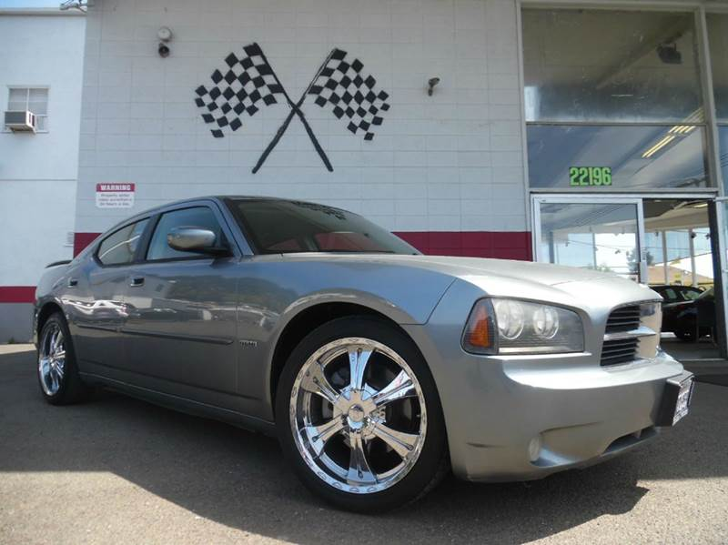 2006 DODGE CHARGER RT 4DR SEDAN blue this is a very nice dodge charger rt comes with a 57l v8 e