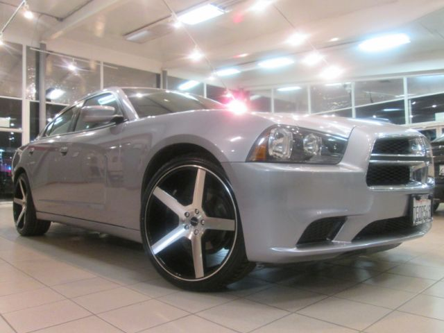 2014 DODGE CHARGER SE 4DR SEDAN grey 2-stage unlocking - remote abs - 4-wheel active head restra