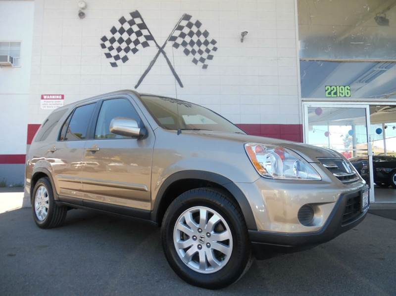 2006 HONDA CR-V SPECIAL EDITION AWD 4DR SUV gold vinjhlrd78996c001438 this is a very nice honda