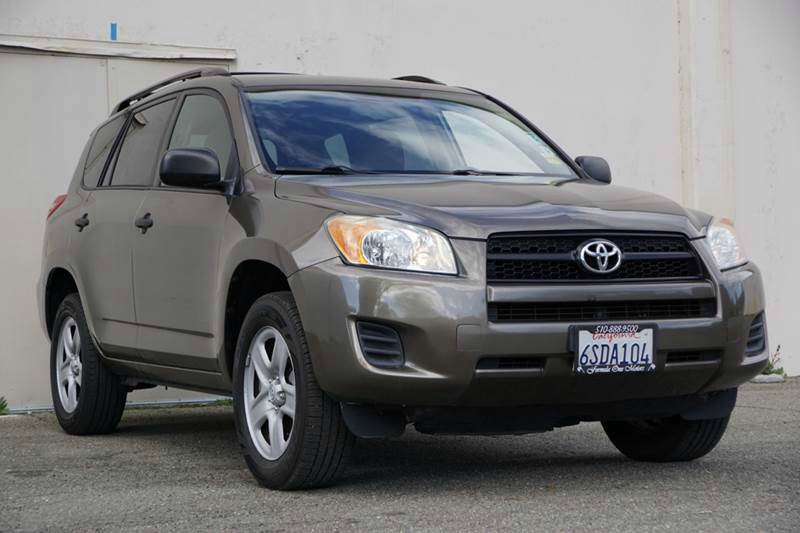 2011 TOYOTA RAV4 BASE 4DR SUV pyrite mica abs - 4-wheel active head restraints - dual front air
