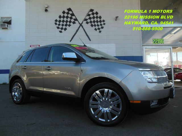 2008 LINCOLN MKX FWD light sage clear coat metallic abs brakesair conditioningalloy wheelsamfm