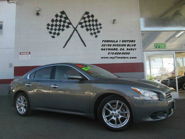 2011 NISSAN MAXIMA 35 SV 4DR SEDAN grey this is a super clean nissan maxima very dependable gre