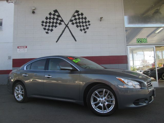 2011 NISSAN MAXIMA 35 SV 4DR SEDAN grey 2-stage unlocking - remote abs - 4-wheel air filtration