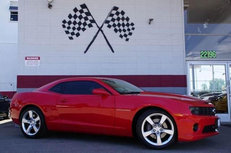 2010 CHEVROLET CAMARO SS 2DR COUPE W2SS victory red our low miles 2010 chevrolet camaro 2ss coup