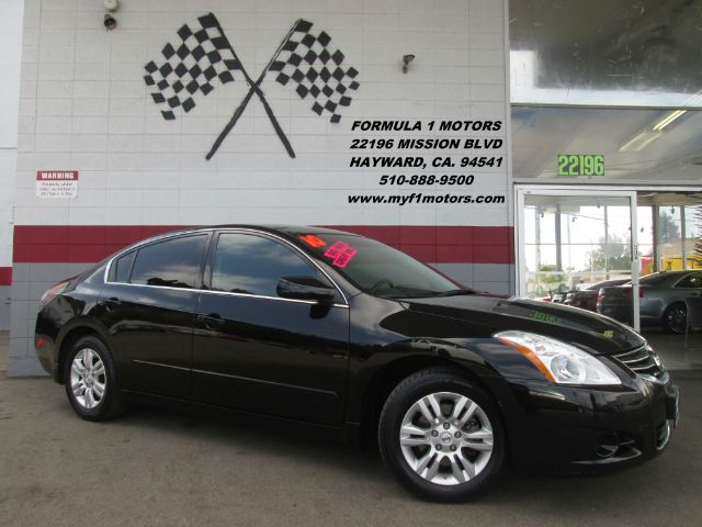 2010 NISSAN ALTIMA 25 S 4DR SEDAN black 2-stage unlocking - remote abs - 4-wheel air filtration