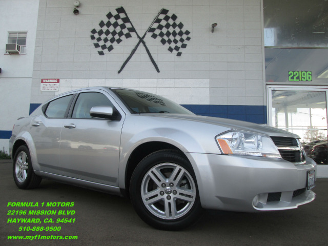 2010 DODGE AVENGER RT silver abs brakesair conditioningamfm radioanti-brake system 4-wheel a