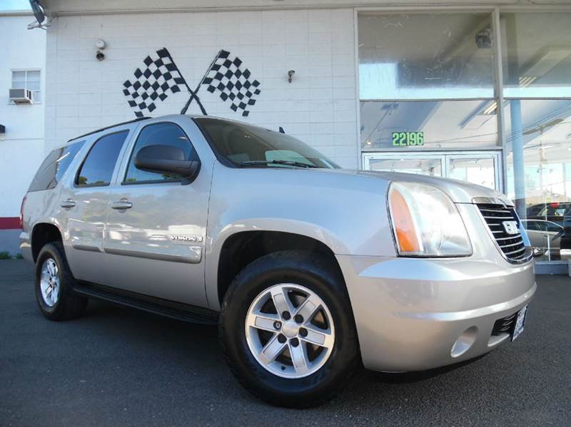 2007 GMC YUKON SLT 4DR SUV brown vin1gkfc130x7r244591 great family car with amazing interior des