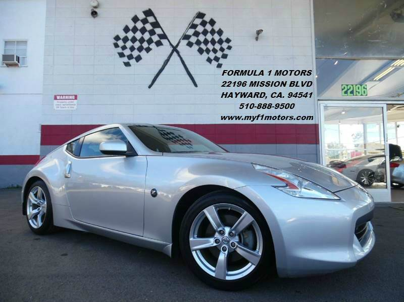 2012 NISSAN 370Z 2DR COUPE 6M silver this is a super clean nissan 370z  in perfect condition cl