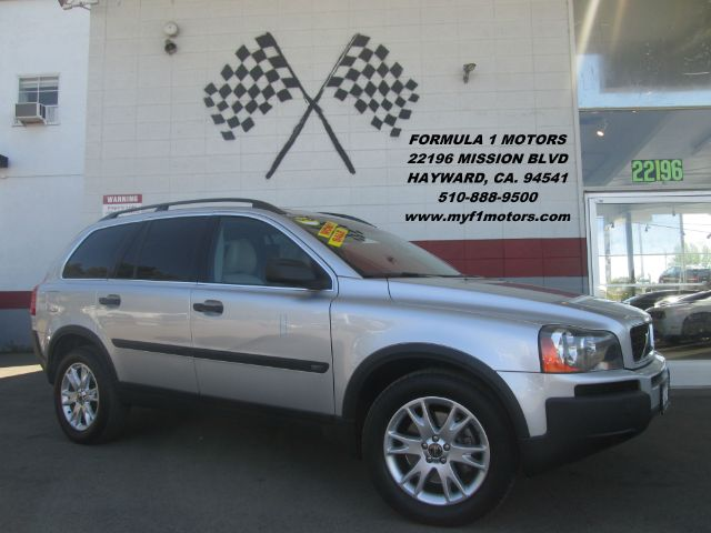 2005 VOLVO XC90 25T AWD 4DR SUV silver very nice volvo xc90 leather interior moon roof seats