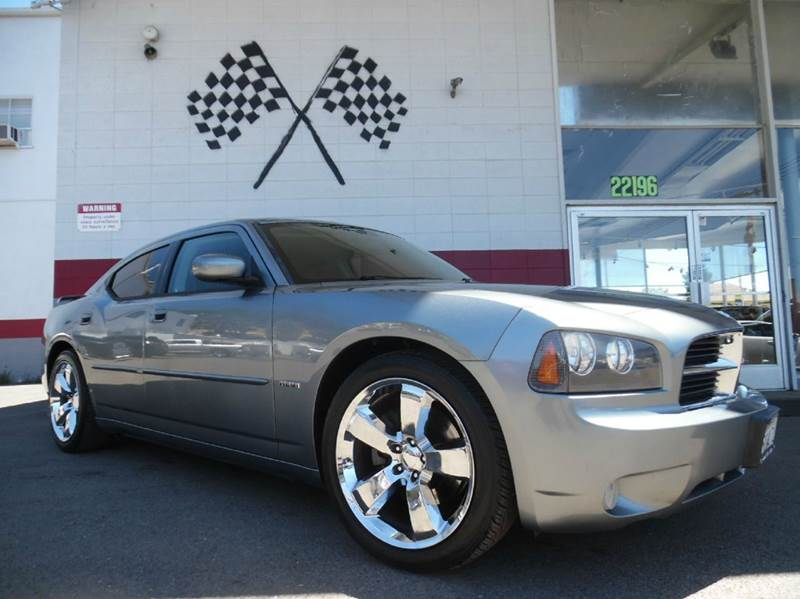 2006 DODGE CHARGER RT 4DR SEDAN grey this unit will go fast has a moonroof for the nice nights