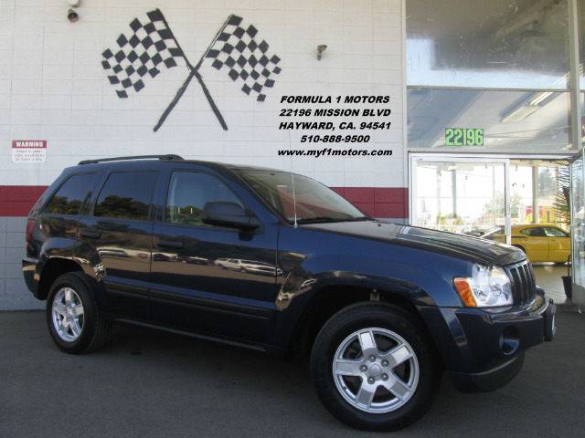 2006 JEEP GRAND CHEROKEE LAREDO 4DR SUV 4WD blue 4wd type - full time abs - 4-wheel antenna type