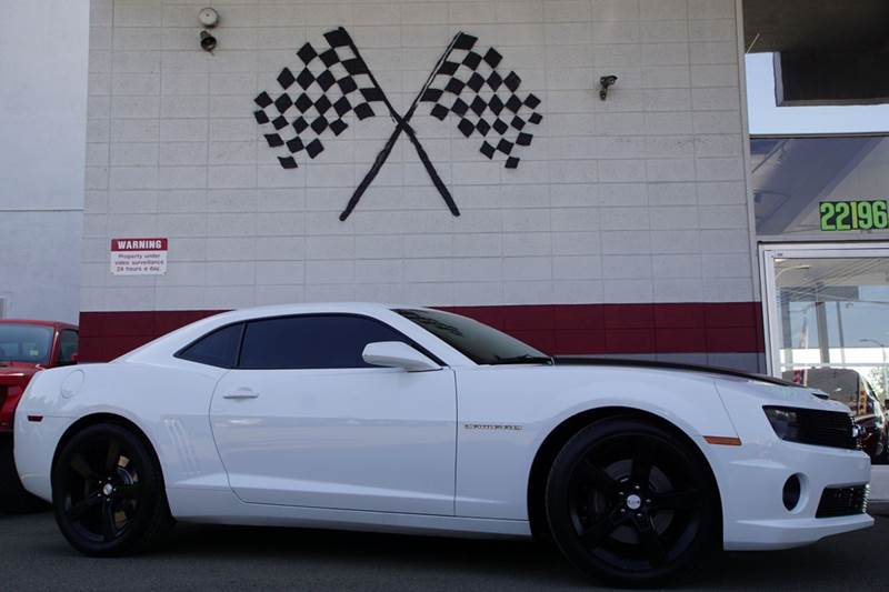 2011 Chevrolet Camaro SS 2dr Coupe w1SS In Hayward CA  Formula 1