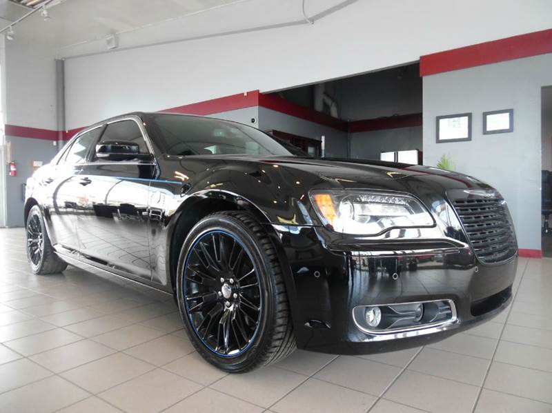2012 CHRYSLER 300 MOPAR 12 4DR SEDAN black vin2c3ccadt8ch315745 this is vehicle 358 of only 500