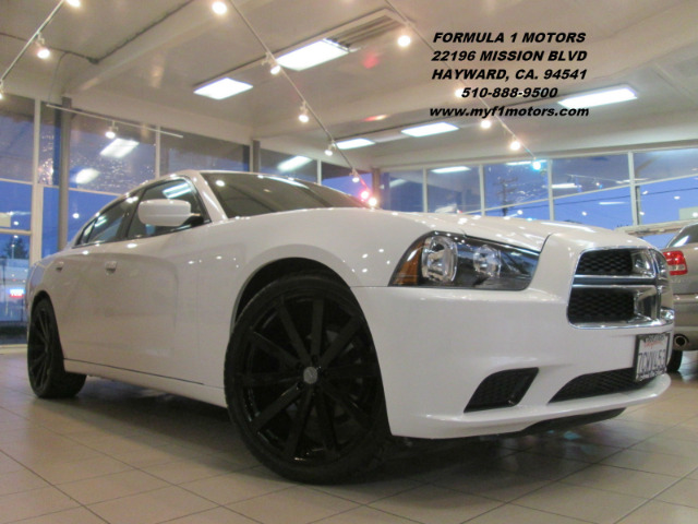 2014 DODGE CHARGER SE 4DR SEDAN white 2-stage unlocking abs - 4-wheel active head restraints - d
