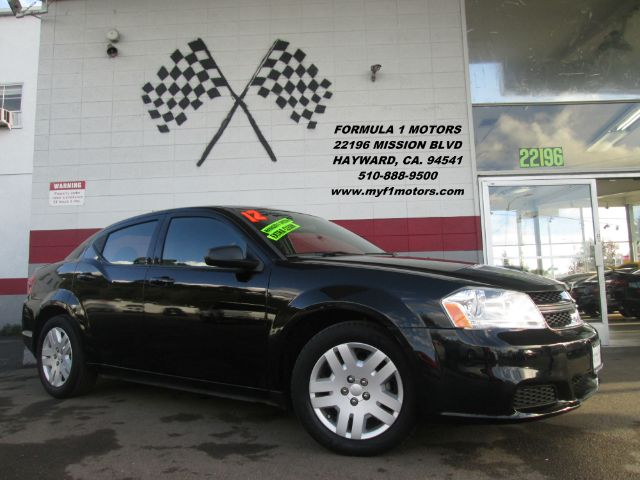 2012 DODGE AVENGER SE 4DR SEDAN