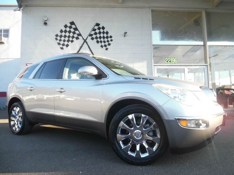 2011 BUICK ENCLAVE CXL-2 AWD 4DR SUV W2XL silver vin 5gakvced2bj331751 low mileage vehicle with