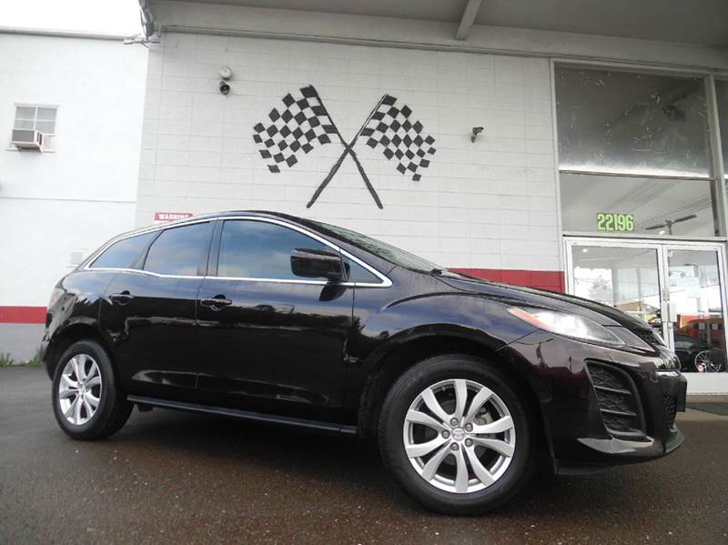 2011 MAZDA CX-7 S TOURING 4DR SUV maroon vin jm3er2cl8b0379160 the perfect car for families t