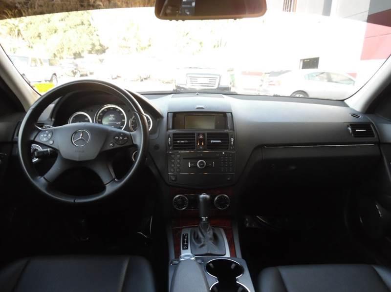 2009 Mercedes Benz C Class C300 Luxury 4dr Sedan In