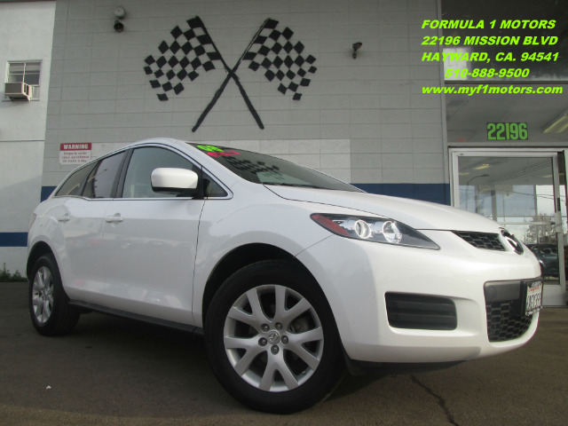 2008 MAZDA CX-7 TOURING white abs brakesair conditioningalloy wheelsamfm radioanti-brake syst