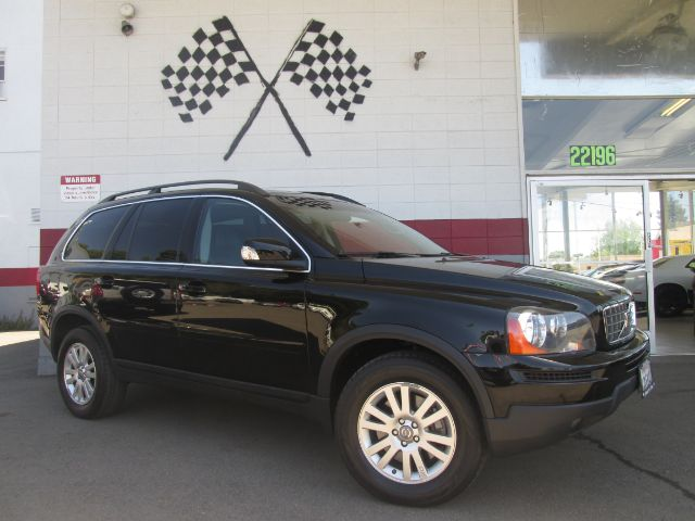 2008 VOLVO XC90 32 SUV WVERSATILITY PACKAGE AN black super clean volvo xc-90  gorgeous leather
