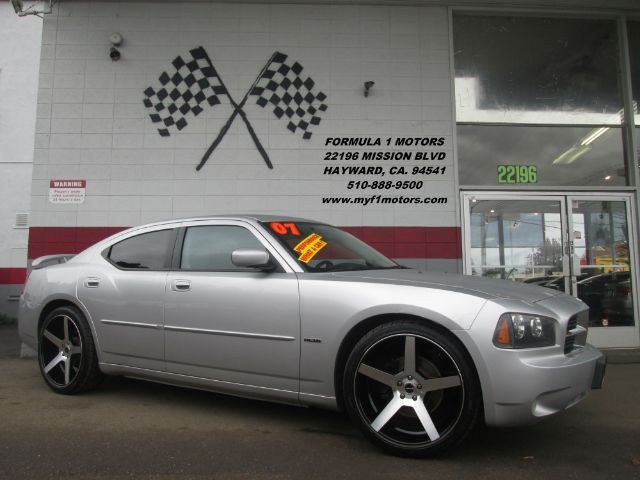 2007 DODGE CHARGER RT 4DR SEDAN silver 2-stage unlocking - remote abs - 4-wheel adjustable pedal