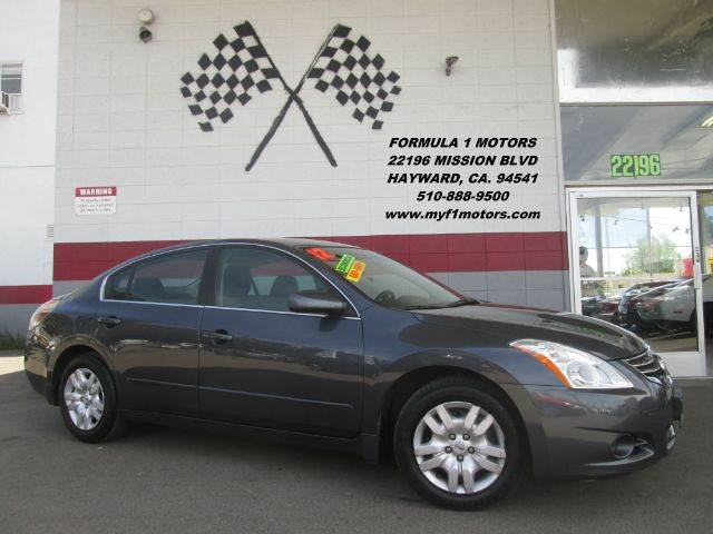 2012 NISSAN ALTIMA 25 S 4DR SEDAN grey very nice nissan altima great on gas very dependable s