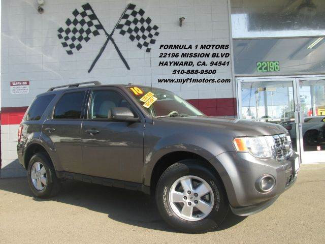 2010 FORD ESCAPE XLT AWD 4DR SUV grey this is a very nice ford escape dependable vehicle great