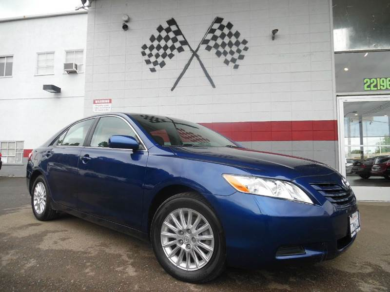 2008 TOYOTA CAMRY LE 4DR SEDAN 5A blue vin4t1be46k98u249097 this car is very dependable great br