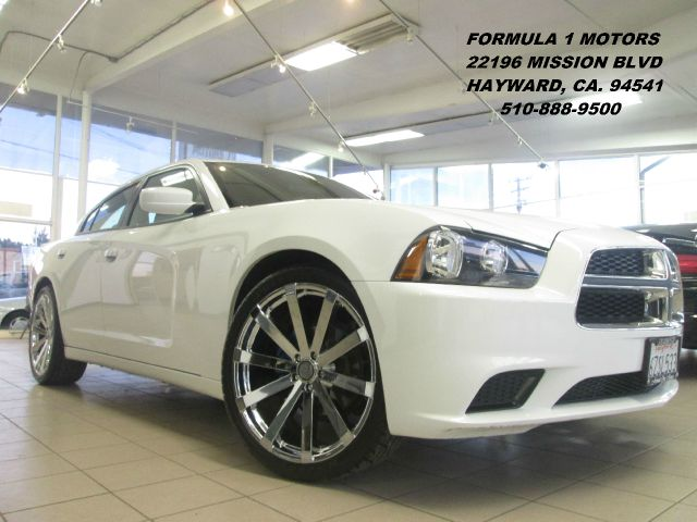2013 DODGE CHARGER SE 22 WHEELS white abs brakesair conditioningalloy wheelsamfm radioanti-br