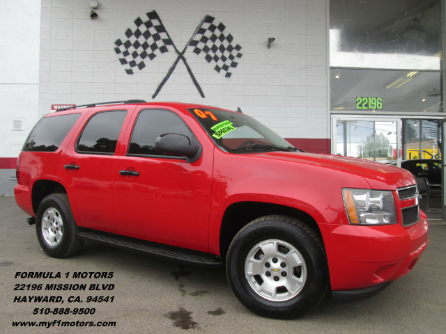 2007 CHEVROLET TAHOE LT 4DR SUV red this chevy tahoe is gorgeous inside and out it comes fully lo