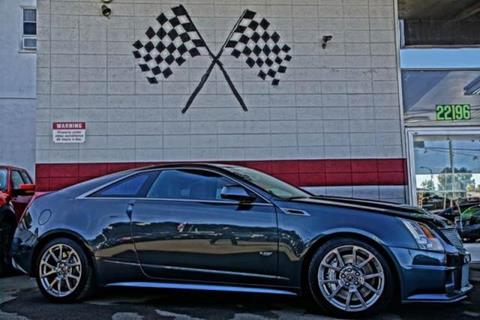 2011 Cadillac CTS-V for sale in Hayward, CA