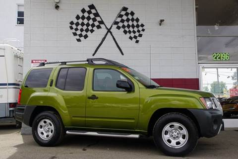 2012 Nissan Xterra for sale in Hayward, CA