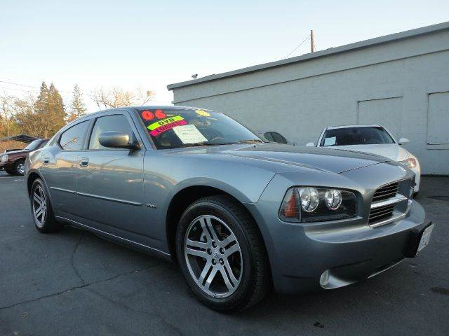 used 2006 dodge charger rt in roseville ca at silver star auto sale. Black Bedroom Furniture Sets. Home Design Ideas