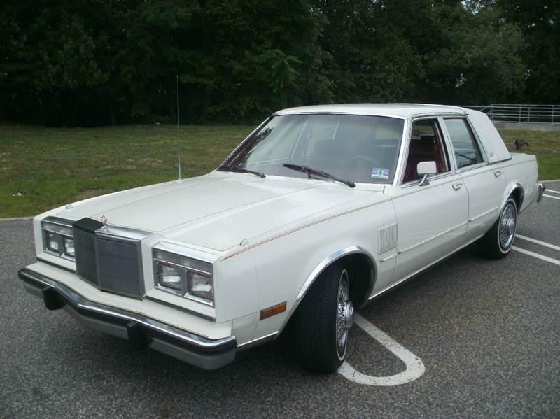 1986 Chrysler Fifth Avenue