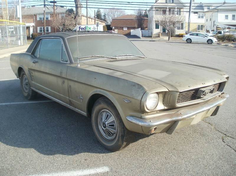 1966 Ford Mustang Deluxe Pony AIR CONDITION In Lodi NJ  Ron Ken