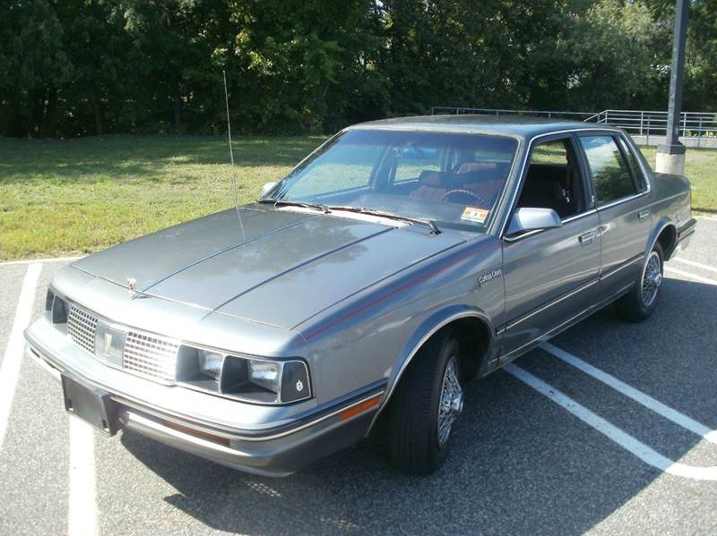 1985 Oldsmobile Cutlass Ciera