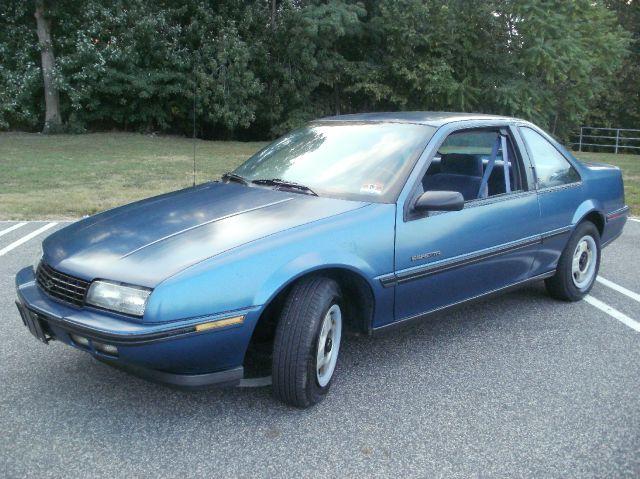 1989 Chevrolet Beretta
