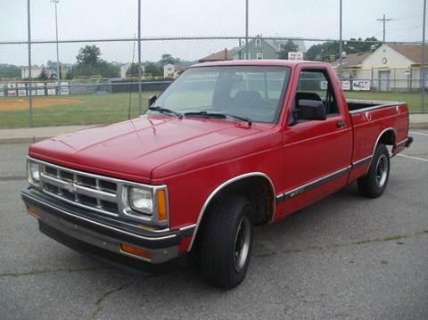 1993 chevrolet s 10 for sale. Black Bedroom Furniture Sets. Home Design Ideas