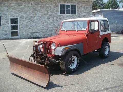 1979 Jeep CJ-7 for sale in Lodi, NJ