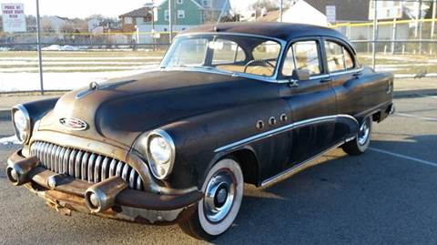 1953 Buick Special Super Eight