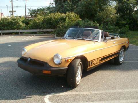 1977 MG B for sale in Lodi, NJ