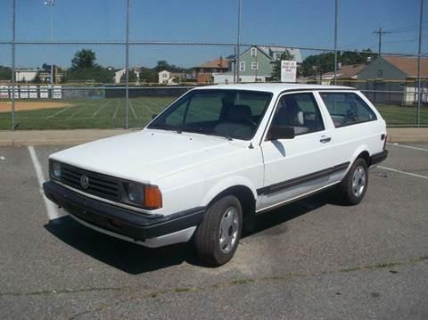 1989 Volkswagen Fox