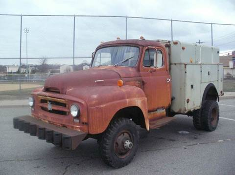 1955 International Harvester R140   R-140