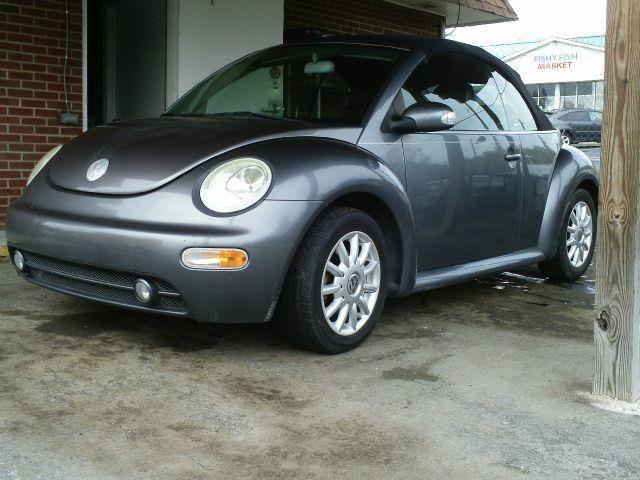 2004 Volkswagen Beetle
