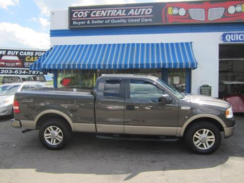 2005 Ford F-150 for sale in Meriden, CT