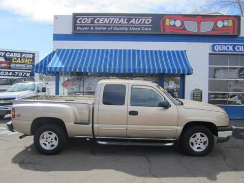 2004 Chevrolet Silverado 1500 for sale in Meriden, CT