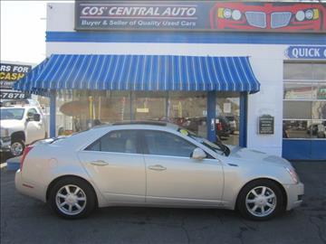 2008 Cadillac CTS for sale in Meriden, CT