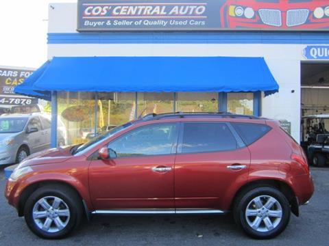 2007 Nissan Murano for sale in Meriden, CT