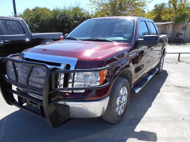 2009 ford f 150 for sale for Bayer motor co comanche tx