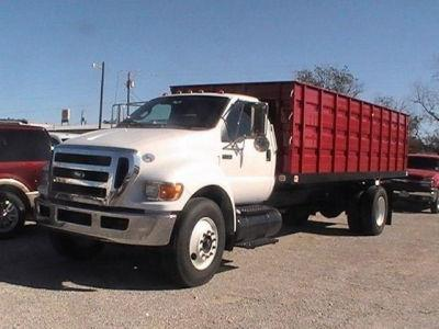 Ford f 750 for sale for Bayer motor co comanche tx